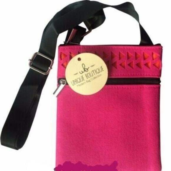 Unique Boutique Modern Bag Collection Cross Body Bags Messenger Style Purse
